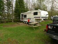 Fifth wheel Glendale Travelaire Tour Edition 25 MGT 1996