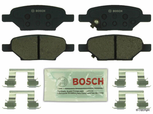 Bosch QuietCast Disc Brake Pad fits 2004 2007 Saturn Ion Aura  MFG NUMBER CATALO