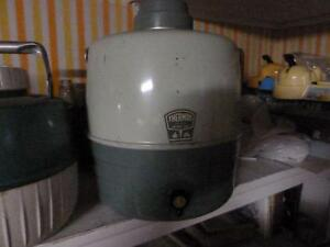 Vintage Thermos Picnic Jug with side spout