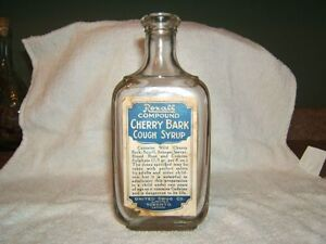 Cherry Bark Cough syrup bottle and Buckleys Kitchener / Waterloo Kitchener Area image 1