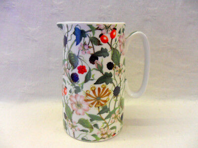 Hedgerow 1 pint  jug by the Abbeydale Collection