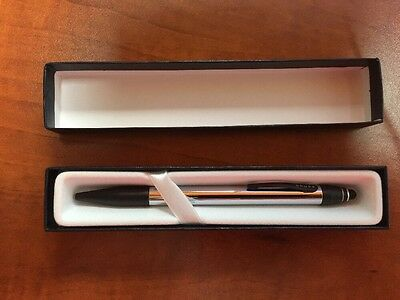 Cross Tech 2.2 Chrome Ball Point Pen With Built In Stylus