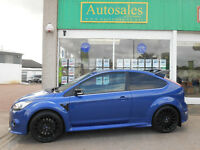 FORD FOCUS RS (blue) 2010
