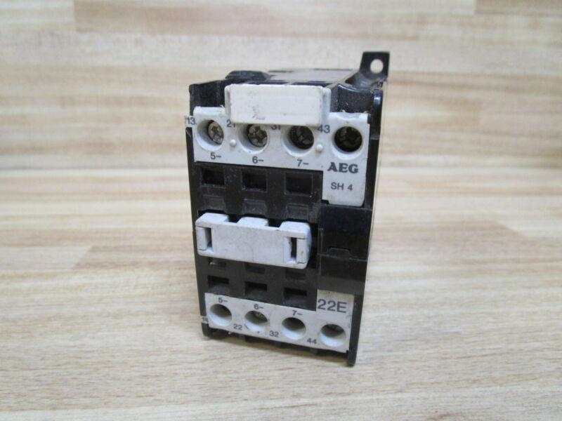 AEG SH422E Contactor