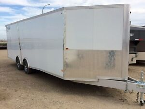 2015 High Country THC-MCH 8.5x24 Enclosed Snowmobile Trailer