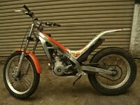 Sherko 200cc Trials bike