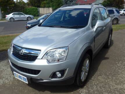 2014 Holden Captiva 5 Perth Northern Midlands Preview