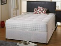 ░ FREE EXPRESS DELIVERY ░ DOUBLE Bed with Luxury Ortho Mattress -Same-day Delivery