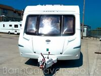 (Ref: 807) Abbey Aventura 316 5 Berth **Awning Included**