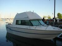 Boat (great deal, optional  Diesel Truck and trailer available)