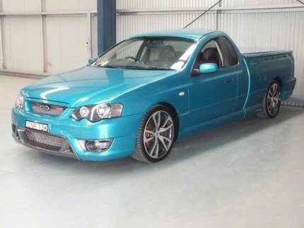 BA/BF/FG Falcon Ute Suspension - FPV/XR6/XR8 Height Como South Perth Area Preview