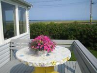 WATERFRONT/OCEANVIEW HOUSE/COTTAGE POINT DU CHENE