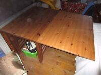 Ikea gate leg table