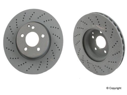 Disc Brake Rotor fits 2008-2017 Mercedes-Benz C350 E350 E250  DURAGO