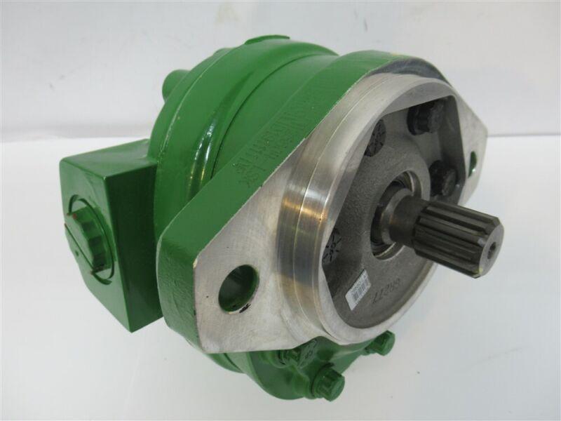 John Deere AFH209062, Hydraulic Pump - W235 & W260 Rotary Windrower