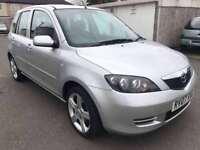 2007 MAZDA 2 / 1.4 PETROL / MANUAL / SERVICE HISTRY / 1 YR MOT / VERY GOOD CAR / EXCELLENT CAR £1425