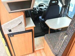 2004 Jayco Motorhome Fiat Ducato North Narrabeen Pittwater Area Preview