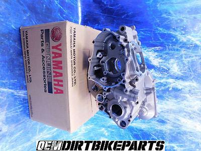 NEW Yamaha Yz250f Engine Case Set Crank Left right Side bottom Motor Cases OEM, used for sale  Temecula