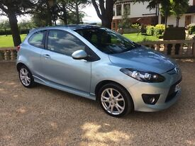 MAZDA 2 1.5 Sport, MOT 05-18, Beautiful example, HUGE SPEC (blue) 2010