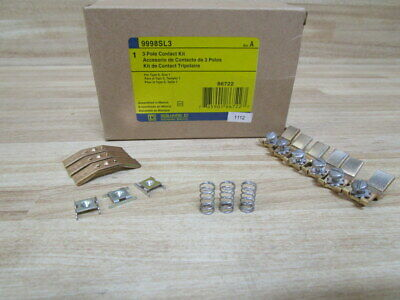 Square D 9998-sl3 Contact Kit 9998sl3
