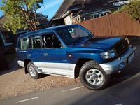 Mitsubishi Shogun GLS Facelift 3.0 V6 Automatic 7 Seater LWB 1998 Model Clean Tidy Car Inside Out