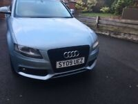 2009 Audi A4 20tdi se estate 96k £5995