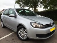 VW Golf S TDI 2011 Fully documented and serviced