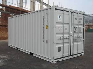 New Build / One Trip Containers ex MEL from $3400ex Melbourne CBD Melbourne City Preview