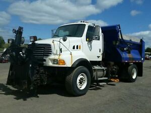 2006 Sterling Plow Truck at Auction