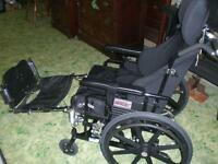 Maple Leaf Dynamic Super Tilt Wheelchair - Harrow