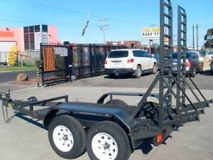 8x4 Machinery Trailer - Deal Coburg Moreland Area Preview