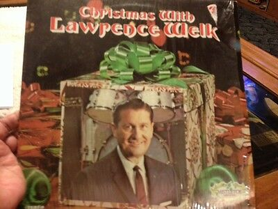 Christmas With Lawrence Welk - LP Vinyl Record Album Mistletoe MLP-1215 Stereo ()
