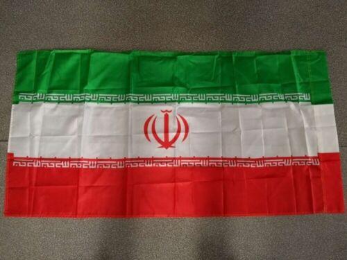 New 90x150cm Iran Flag