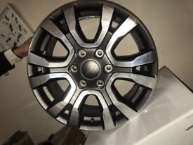 "18"" Inch Ford Ranger Alloy Wheels"