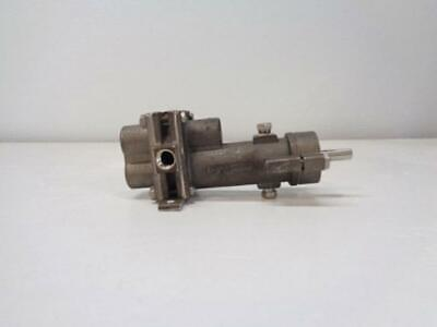 Liquiflo Gear Pump 33fs63 3bs0c 316 Stainless Steel