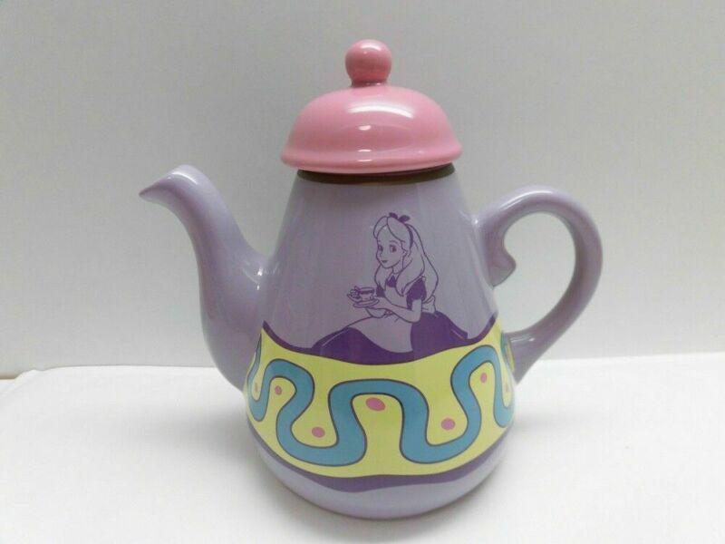 Tokyo Disney Resort Limited Edition Alice in Wonderland Tea Party Pot TDR