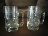Pair of A & W Root Beer Mugs
