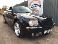 CHRYSLER 300C 5.7 HEMI V8 340bhp AUTOMATIC LEATHER SAT NAV
