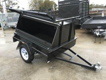 6x4 Tradies Trailer  - Single Axle Builders Trailer Thomastown Whittlesea Area Preview