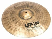 Ufip Bionic and Class series cymbals, powerful sound, very good in studio and live!