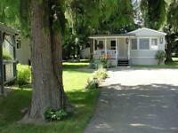 Renovated - LIKE NEW! - Salmon Arm Mobile Home for Sale