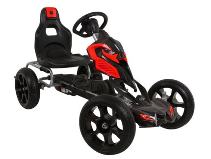 *NEW* Kids GIANT Go Kart Pedal Powered - RED, GREEN AND ORANGE