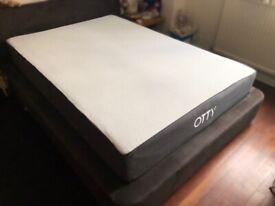 Casper mattress, King - used | in Hampstead, London | Gumtree