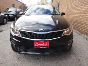 2017 Kia Optima LX, MINT CONDITION, CERTIFIED