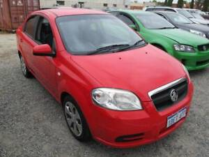 2009 Holden Barina East Victoria Park Victoria Park Area Preview