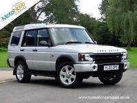 LAND ROVER DISCOVERY TD5 XS (silver) 2002