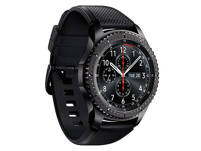 Samsung Apparatus S3 Frontier Smart Watch LTE ,SM-R7605A Compatible with Android/ IOS