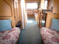 (Ref: 798) Bailey Pageant Auvergne 5 Berth **Awning Included**