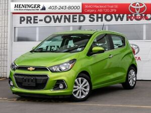 2016 Chevrolet Spark 2LT Auto/ Clean CarFAX/ 1 Owner/ 22,800km!!