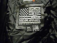 Ladies Motorcycle Jacket and Chaps